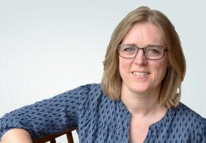 Psykoterapeut Stine Marie Zink