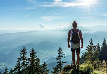 At blive skilt er som at bestige et bjerg