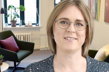 Psykoterapeut i Århus Stine Zink