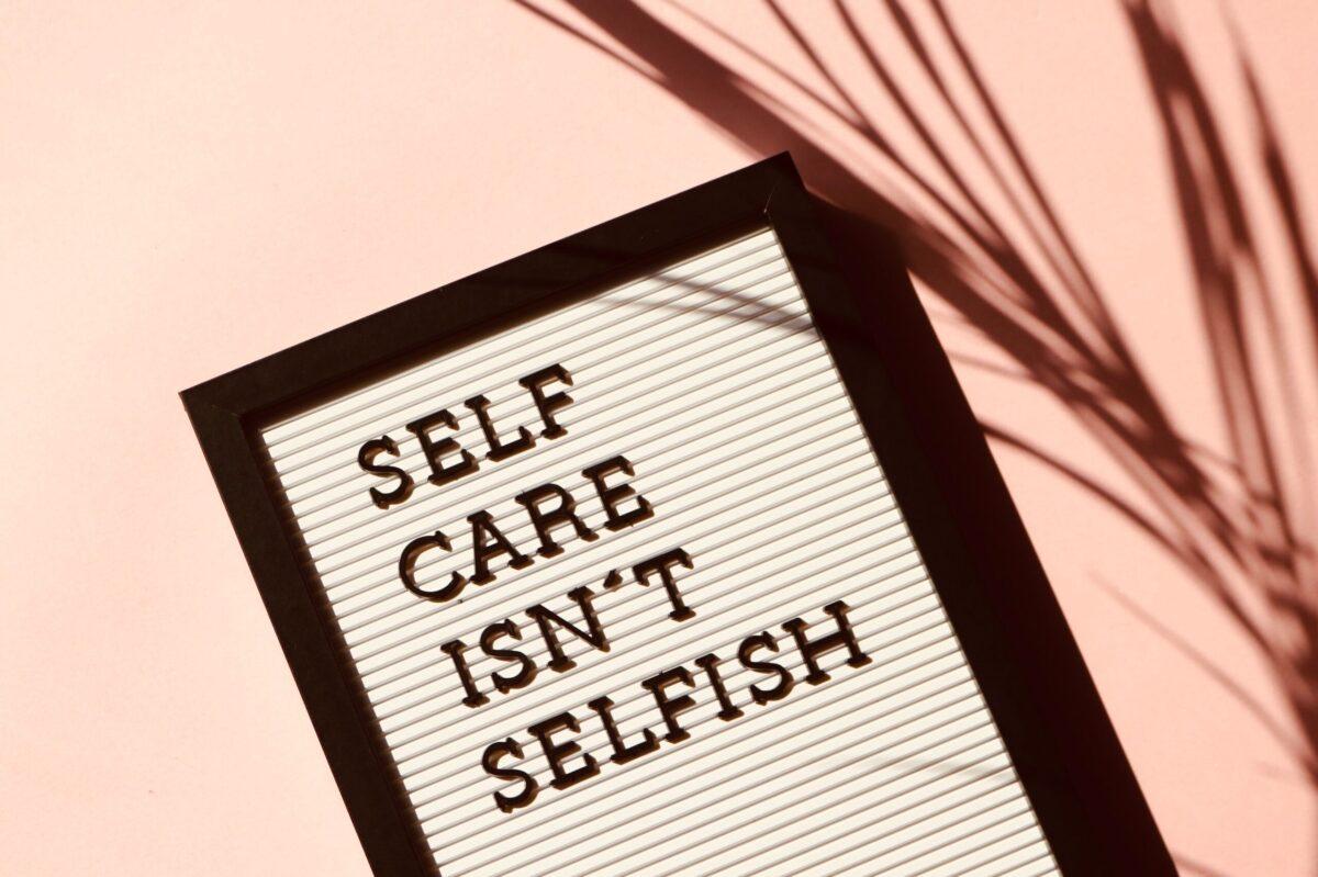 Psykoterapi handler om egenomsorg