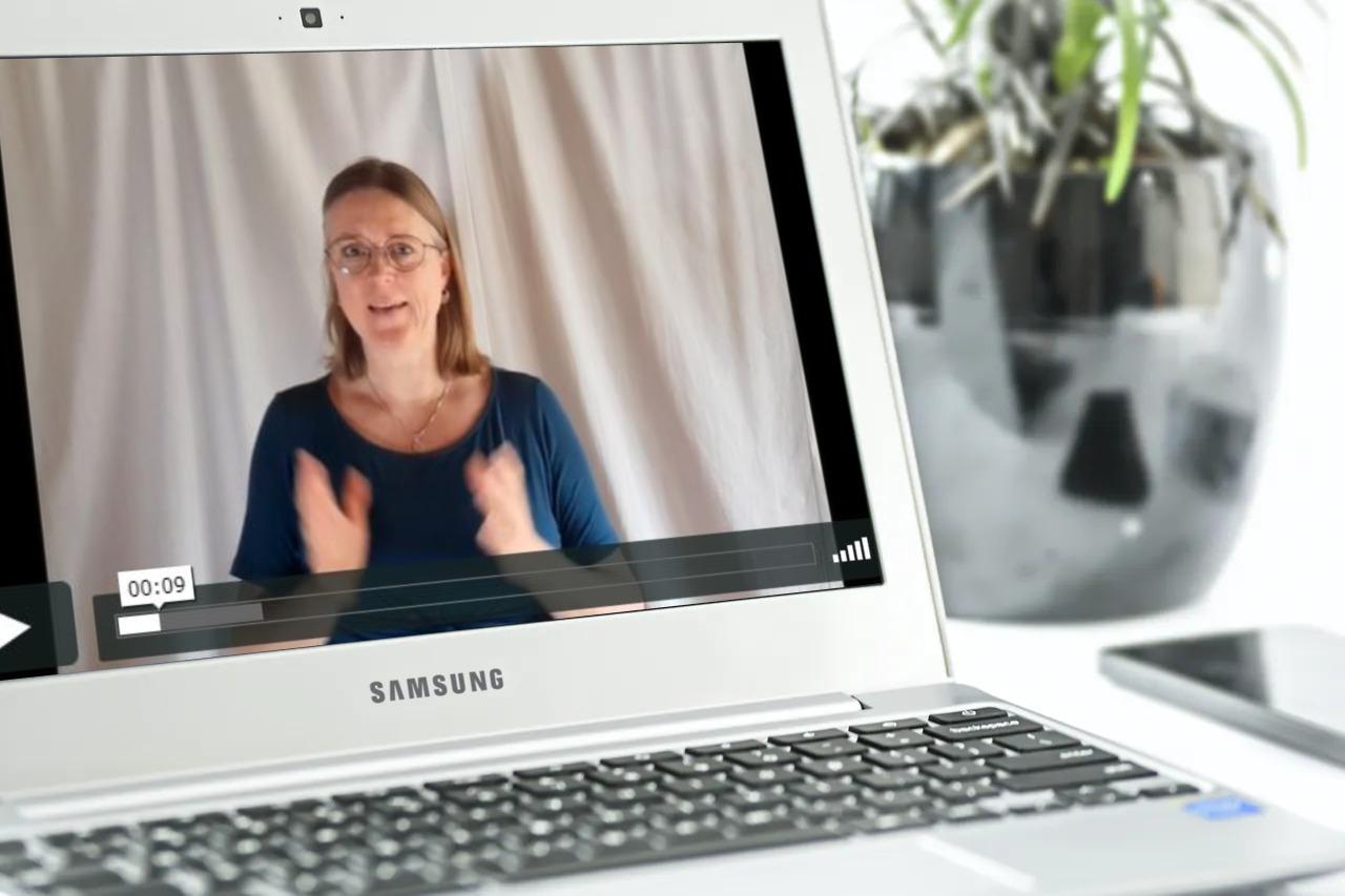 Stine Zink skilsmisse dårlig samvittighed onlinekursus