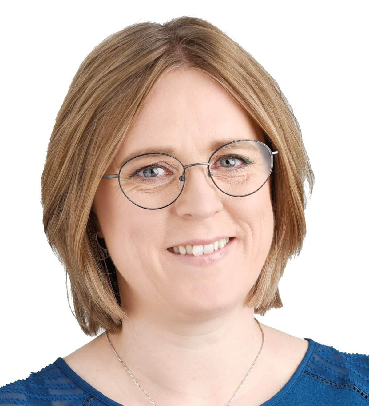 Psykoterapeut og parterapeut Stine Zink i Århus